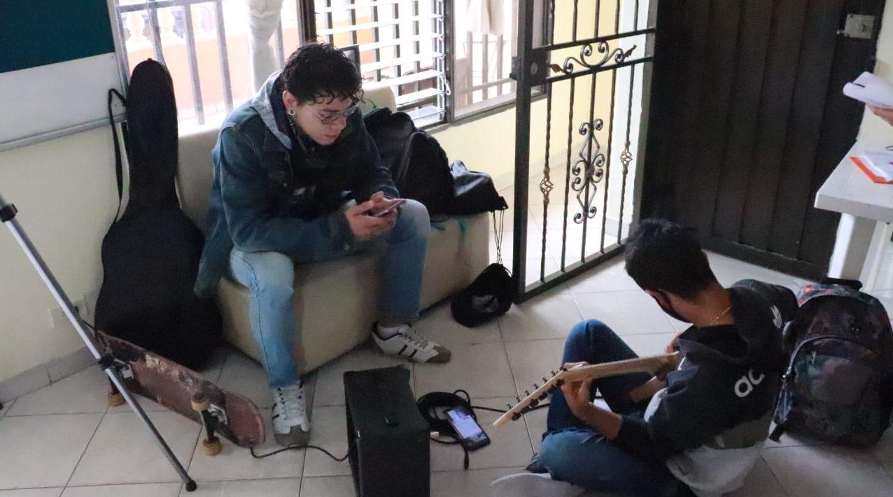 Ensayo Banda de Jóvenes